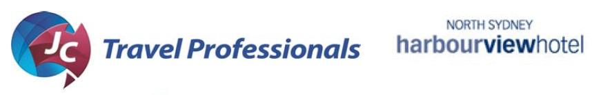 JC Travel Professionals & North Sydney harbourviewhotel