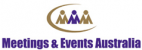 Meetings & Events Australia logo